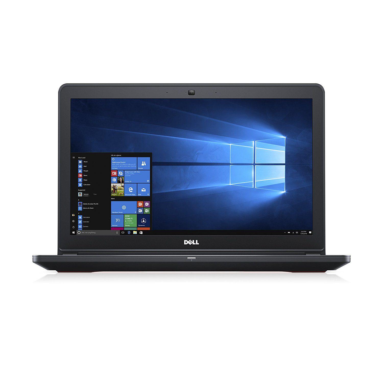 """Notebook Gamer Dell i5577-7700BLK-PUS i7 2.8Ghz, 12GB, 1TB+128GB SSD, GTX 1050 4GB, 15.6"""" FHD"""