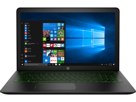 """Notebook HP 15-CB046WM I7-7700HQ 2.8GHz, 12GB, 1TB, 15.6"""" Full HD IPS, GTX 1050 4GB, Windows 10"""