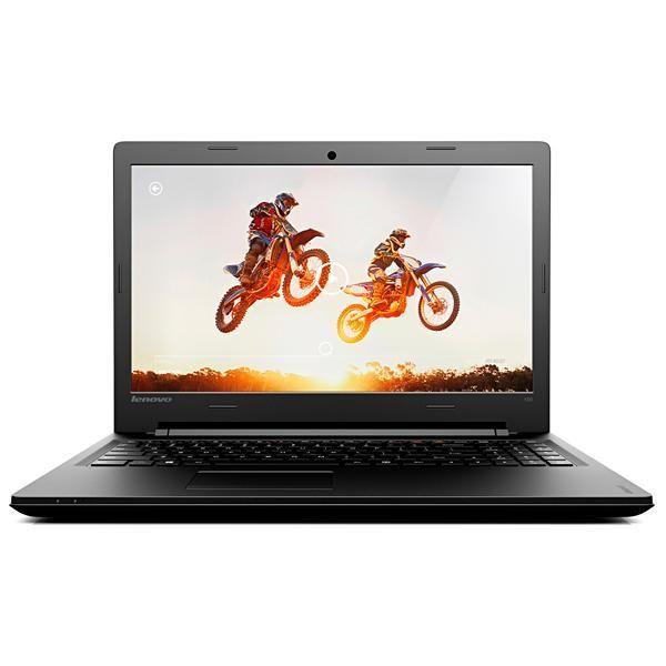 "Notebook Lenovo IdeaPad 100-15IBD de 15.6"" 2.2GHz, 4GB RAM, 500GB HD - Preto"