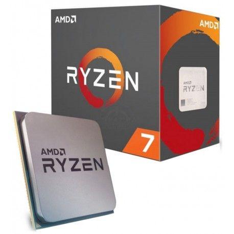 Processador AMD Ryzen 7 1800X, 3.6GHz, Octa-Core, 20MB, Socket AM4