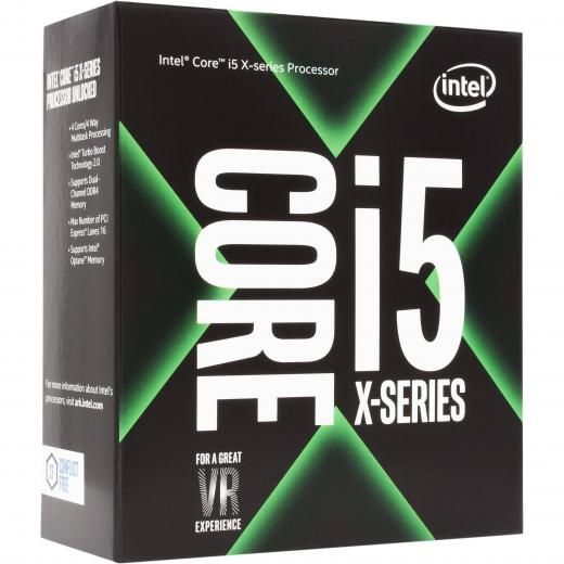Processador Intel Core i5 LGA 2066 i5-7640X, 4.0GHz, 6MB Cache