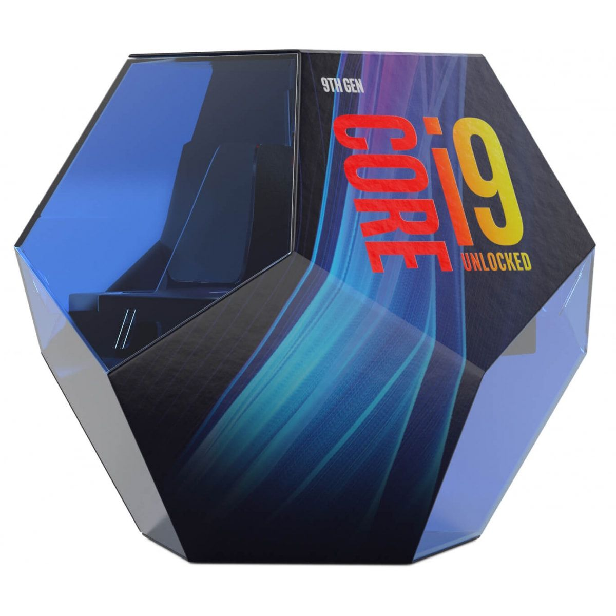 Processador Intel Core i9-9900k Coffee Lake Refresh Cache 16MB, 3.6GHz (5.0GHz Max Turbo)