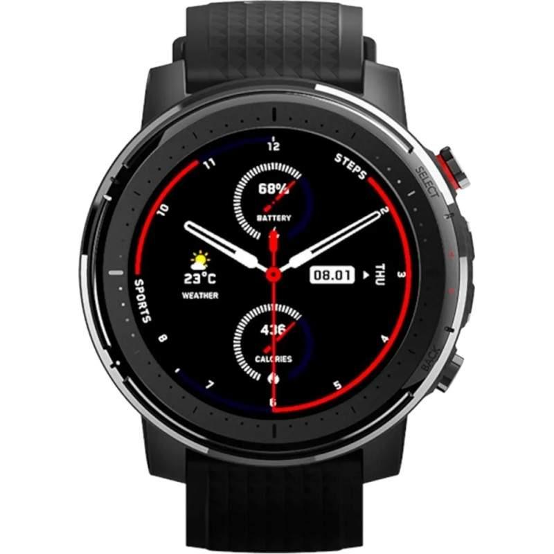 Relógio Amazfit Stratos 3 A1929 - Preto