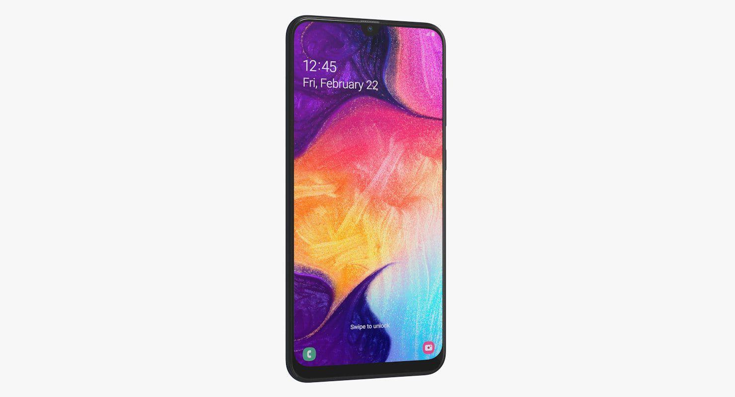 """Smartphone Samsung Galaxy A50 4GB Ram 64GB SM-A505G, Dual Sim , Tela """"6.4"""""""
