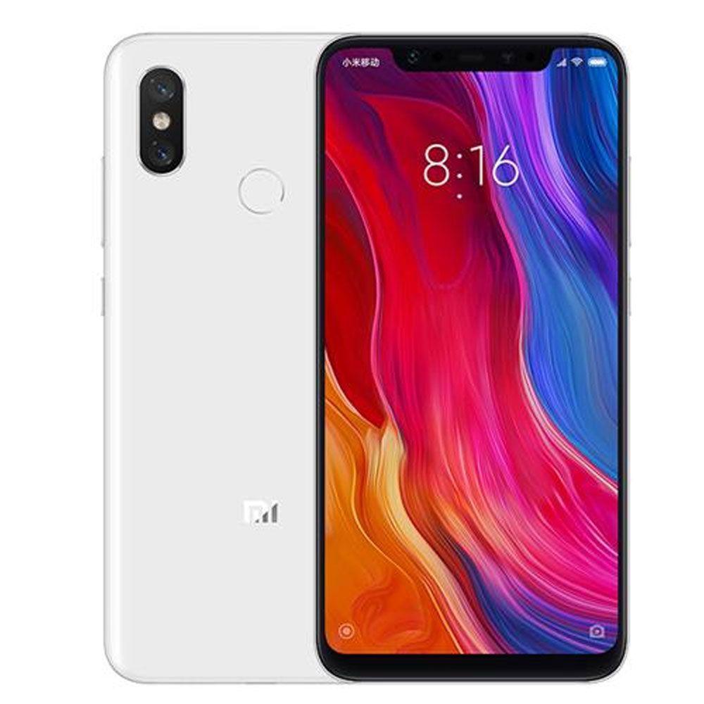 Smartphone Xiaomi Mi 8 128GB, 6GB Ram, Dual Sim, Tela 6.2 pol, Câmeras 12MP+12MP, 20MP - Global
