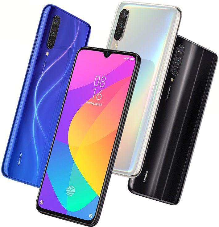 "Smartphone Xiaomi Mi 9 Lite 6.39"" 6GB/128GB Dual SIM - Global"