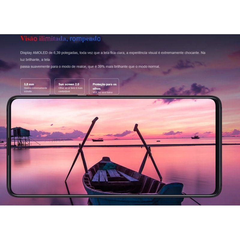 Smartphone Xiaomi Mi 9T 6GB/64GB, Dual Sim, Câmeras de 48+13+8/20MP