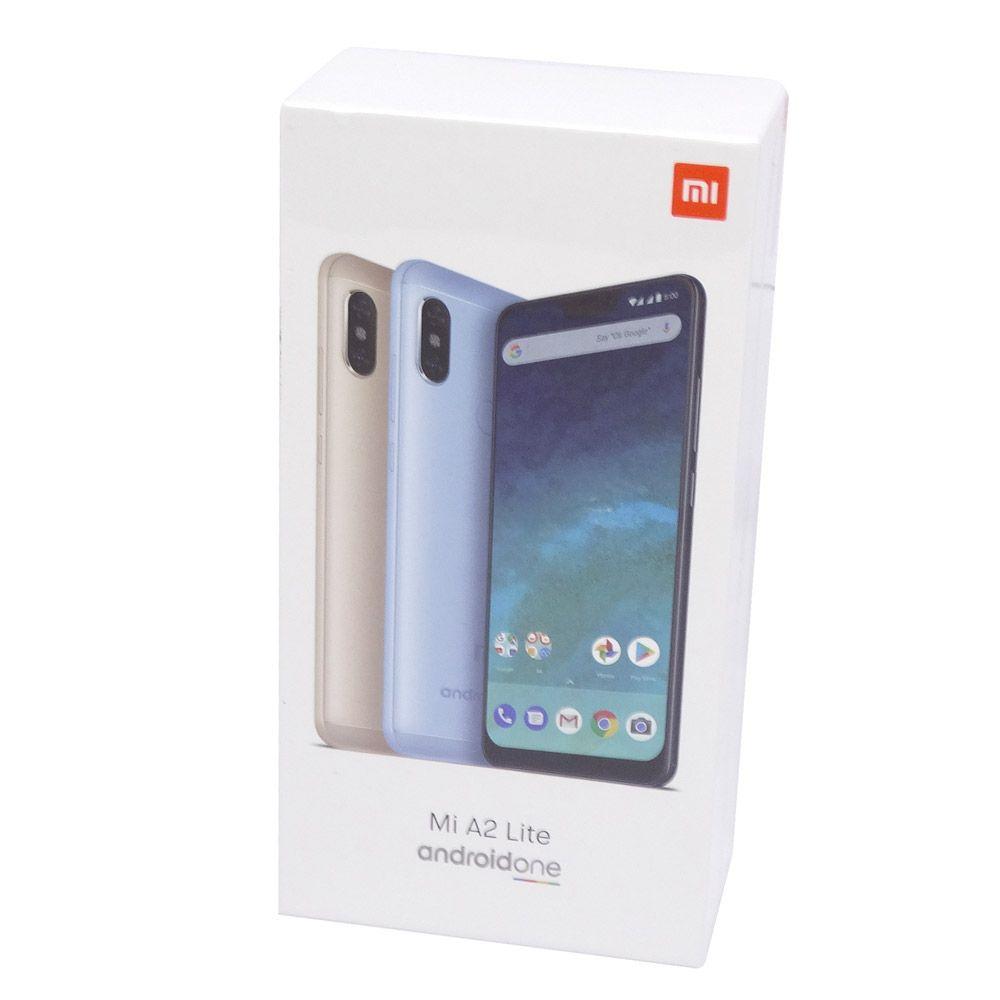 Smartphone Xiaomi Mi A2 Lite 4GB/64GB LTE Dual Sim, 5.84, Câm.12MP/5MP+5MP