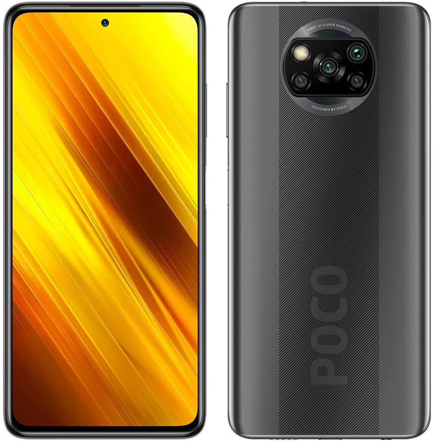 """Smartphone Xiaomi Poco X3 NFC, Tela 6,67"""", 6GB Ram, Câm 64MP"""