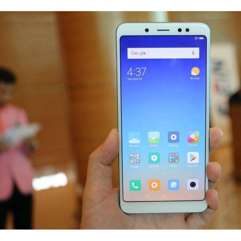 Smartphone Xiaomi Redmi Note 5 4GB, 64GB LTE Dual Sim Tela 5.99 Câmera, 12MP, 5MP+13MP