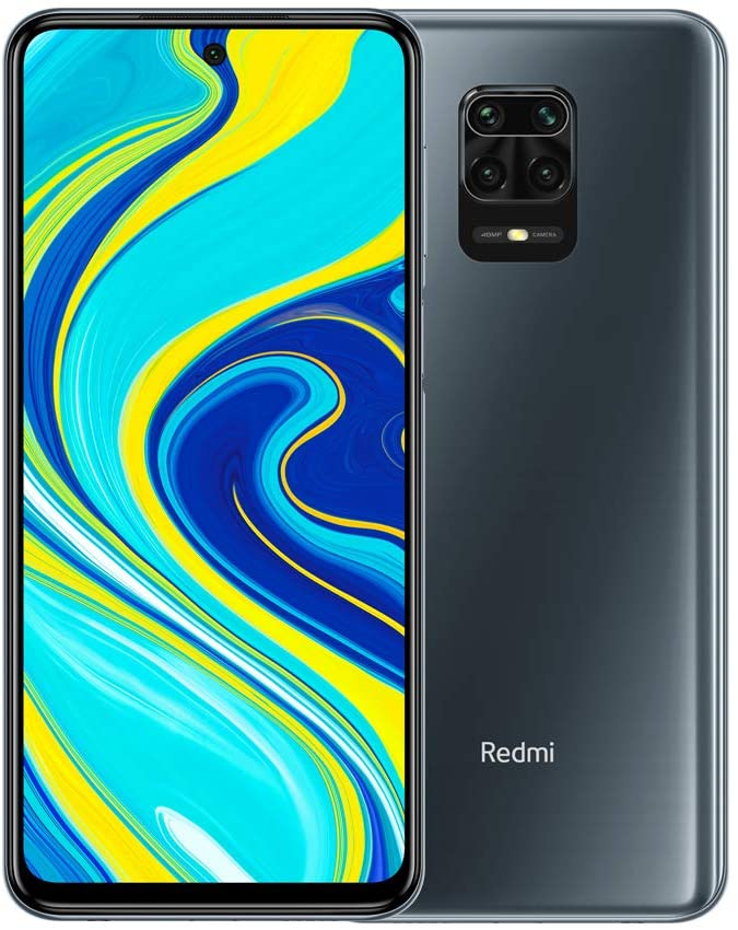 Smartphone Xiaomi Redmi Note 9S, 6GB Ram, Tela 6.67, 48MP