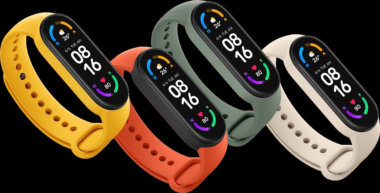 Smartwatch Xiaomi Mi Smart Band 6