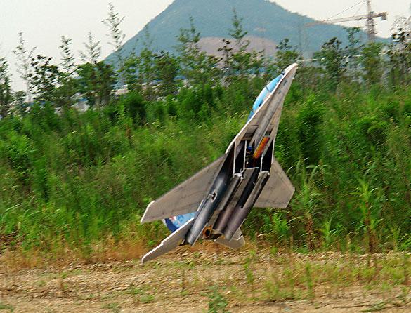 Thunder Tiger MIG 29 Military Scheme - Aeromodelo