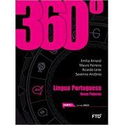 360º. Língua Portuguesa: Novas Palavras - Conjunto -  Ed. FTD