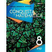 A Conquista da Matemática - 8º ano - FTD