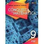 A Conquista da Matemática - 9º ano - FTD