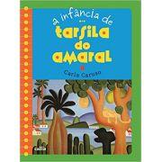 A Infância de Tarsila do Amaral (Português) Capa comum - Ed. Callis