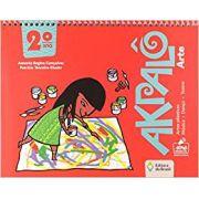 Akpalô Arte - 2º Ano - Ed do Brasil