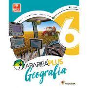 Araribá Plus - Geografia - 6ºano - 5ª Edição - Ed. Moderna