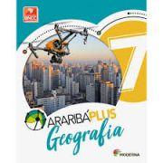 Araribá Plus Geografia 7º Ano - 5ª Edição  -  Ed. Moderna