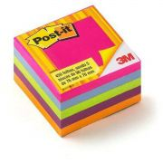 Bloco Post-it 76x76mm Tropical  c/ 450 Folhas