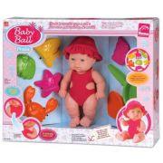 Boneca Baby Ball Praia