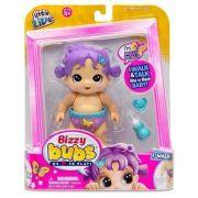 Boneca Bizzy Bubs Rosinha - Dtc