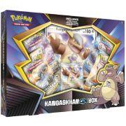 Box Pokémon Kangaskhan-GX Copag