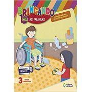 Brincando com as Palavras - 3º Ano - Ed do Brasil