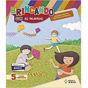 Brincando com as Palavras - 5º Ano - Ed do Brasil