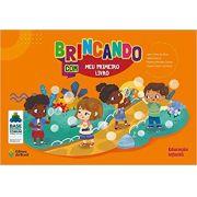Brincando com Meu Primeiro Livro - Ed. do Brasil