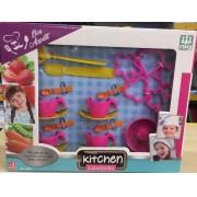 Brincando de Casinha Kitchen lanchinho - Nig Brinquedos
