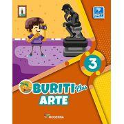 Buriti Plus Arte 3 - Capa Comum – Ed. Moderna