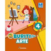 Buriti Plus Arte 4 - Capa Comum – Ed. Moderna