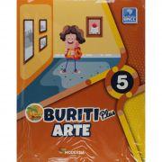 Buriti Plus Arte 5 - Capa Comum – Ed. Moderna