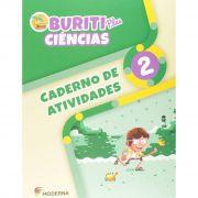 Buriti Plus Ciências 2 Caderno de Atividades - Capa Comum – Ed. Moderna