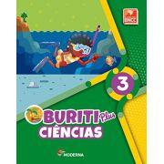 Buriti Plus. Ciências - 3º Ano - Capa Comum