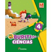 Buriti Plus. Ciências - 4º Ano - Capa Comum