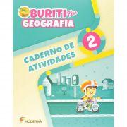 Buriti Plus Geografia 2 Caderno de Atividades - Capa Comum – Ed. Moderna