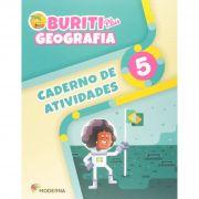 Buriti Plus Geografia 5 Caderno de Atividades - Capa Comum – Ed. Moderna