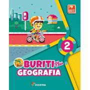 Buriti Plus. Geografia - 2º Ano - Capa Comum - Ed Moderna