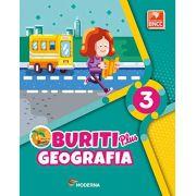 Buriti Plus. Geografia - 3º Ano - Capa Comum – Ed. Moderna