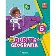 Buriti Plus. Geografia - 5º Ano - Capa Comum – Ed. Moderna