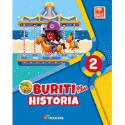 Buriti Plus. História - 2º Ano - Capa Comum – Ed. Moderna
