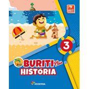 Buriti Plus. História - 3º Ano - Capa Comum – Ed. Moderna