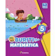 BURITI PLUS MATEMATICA - 5º ANO -  Ed. Moderna