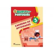 Buriti Plus. Português - 3º Ano - Caderno de Atividades - Ed Moderna