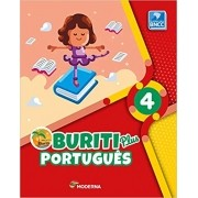 Buriti Plus. Português - 4º Ano - Ed Moderna