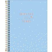 Caderno Colegial Soho 1x1 Espiral Capa Dura - 80 Folhas - Tilibra