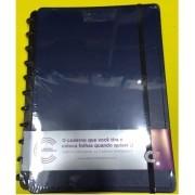 Caderno Inteligente Grande Dark Blue - CIGD4099